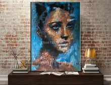 famous painter modern woman portrait painting face painting face paint wall paper design painting abstract paintings for bedroom