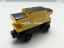 Thomas & Friends Wooden Sodor Line Yellow Magnetic Toy Train Brand Loose New In Stock & Free Shipping