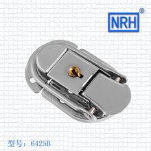 NRH 6425B steel chrome finish locking toggle draw latch for briefcase & suitcase 2pack toggle latch wholesale price