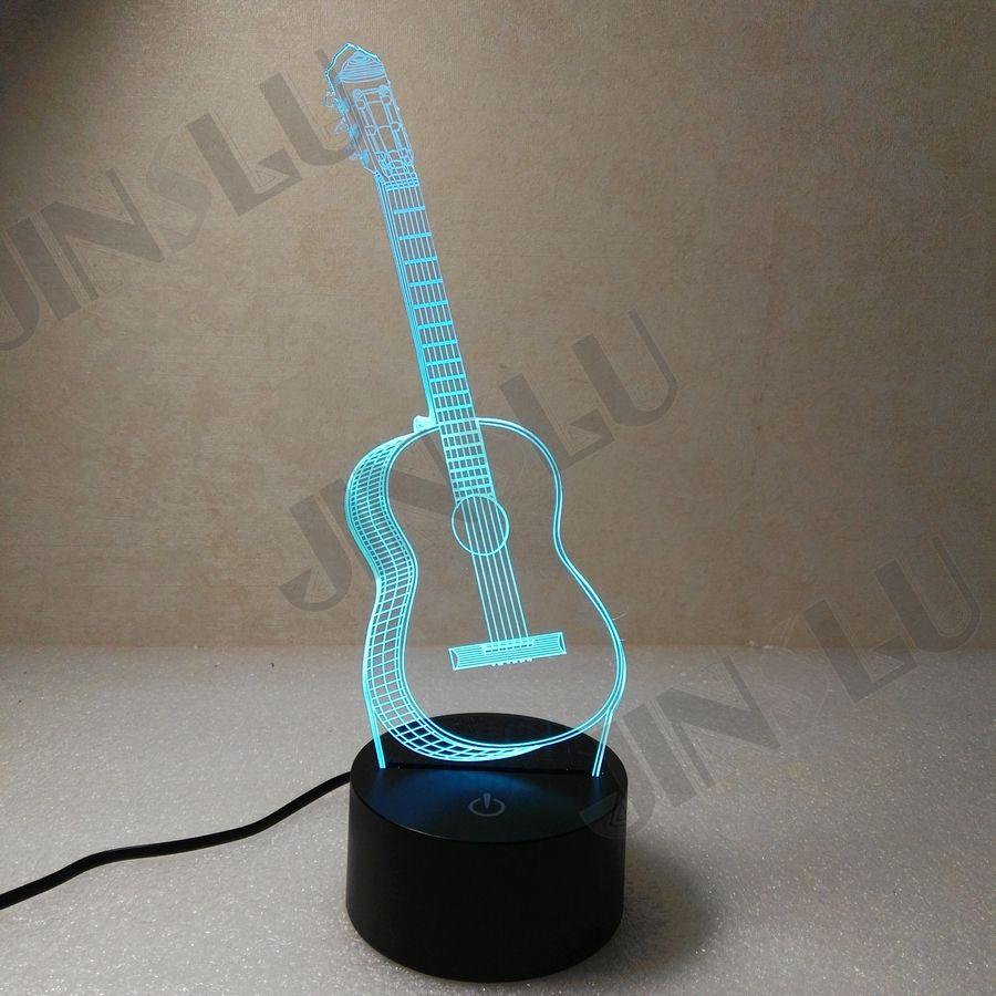 online kaufen großhandel gitarre weihnachtsbeleuchtung aus china ... - Weihnachtsbeleuchtung Im Schlafzimmer