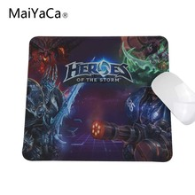 Heroes Of The Storm Mouse Pad High Quality Pad Mouse Notbook Mousepad Natural Rubber Gaming Padmouse Gamer To Keyboard Mouse Mat(China)