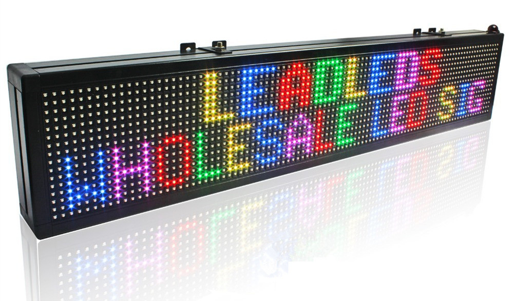 40-x-6inch-Full-Color-RGB-SMD-LED-Signs-Remote-Storefront-Message-Board-Open-Sign-Programmable