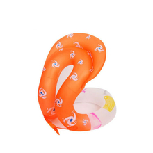 New Thick Inflatable PVC Swim Arm Rings Pool Children Adult water toy Swimming Laps Baby Float Circle seat Kids Adults Life Vest