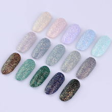 5g Drift Sand Soak Off Varnish Gel Lacquer Glitter Dust Powder for UV LED Manicure Nail Art Gel Polish