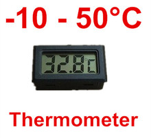 Hot sale Digital LCD display Fridge Freezer Thermometer  Indoor Electronic Temperature Meter temp tester for Refrigerator