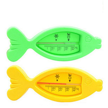 Mambobaby Baby Water Thermometer Infant Care Bath Shower Accessories Float Fish Boy Girl Bath Tub Toy Tester Digital Thermometer