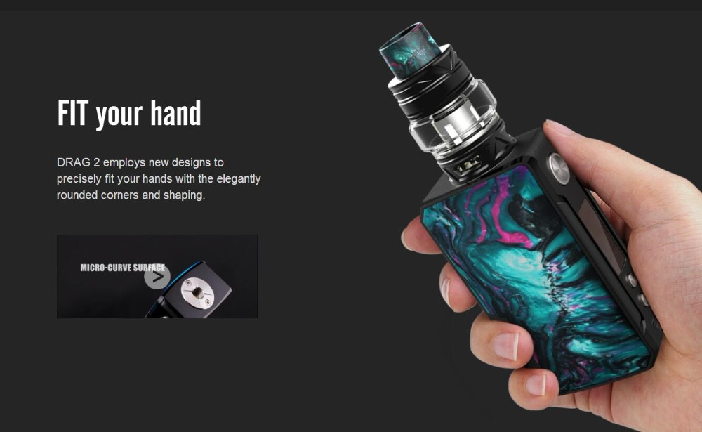 Voopoo Drag 2 177W TC Kit-4