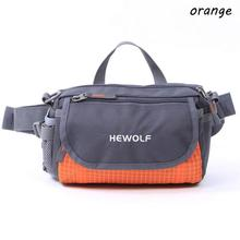 Casual Waterproof Unisex Cross Body Bag Multi Functional Pocket Travel Waist Bag Trekking Riding Belt Pouch for Man Women Y3(China)
