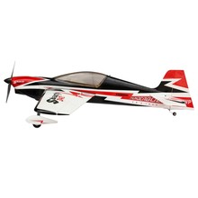 "Electric plane Sbach 342 EP 55"" 4 Channels ARF Large Scale Balsa RC Model Airplane"