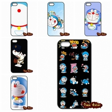 Nobita Nobi Doraemon Cell Phone Cases Cover For iPhone 4 4S 5 5C SE 6 6S 7 Plus Galaxy J5 A5 A3 S5 S7 S6 Edge