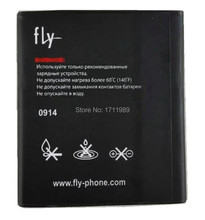 1PCS BL8002 1500mAh 3.7V 7.4Wh Mobile Phone Replacement Li-ion Battery for FLY IQ4490I Batterij Bateria Shipping + Tracking Code