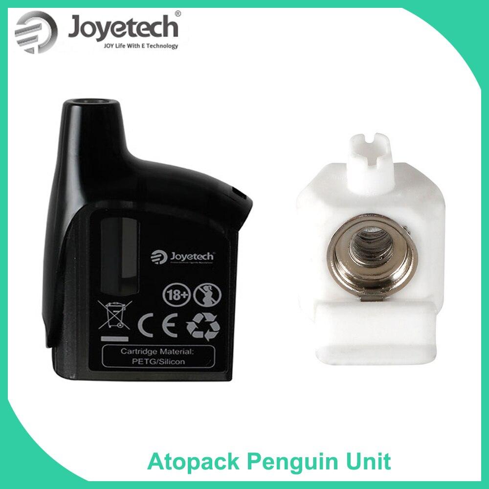 100% Original Joyetech Atopack Penguin Unit 2ml/8.8ml MTL 0.25ohm JVIC/DL JVIC Coil Head 0.6ohm for Joyetech Atopack Penguin Kit