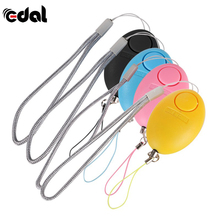 EDAL 120db Anti Lost alarm Wolf Self Defense Safety Personal Panic Rape Attack Alarm Security Protection for Girl Child Elderly(China)