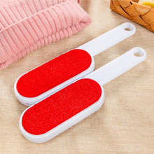2017 New arrival Hot Sale Magic Lint Dust Brush Pet Hair Remover Clothing Cloth Dry Cleaning with Swivel Wholesale Drop Shipping(China)