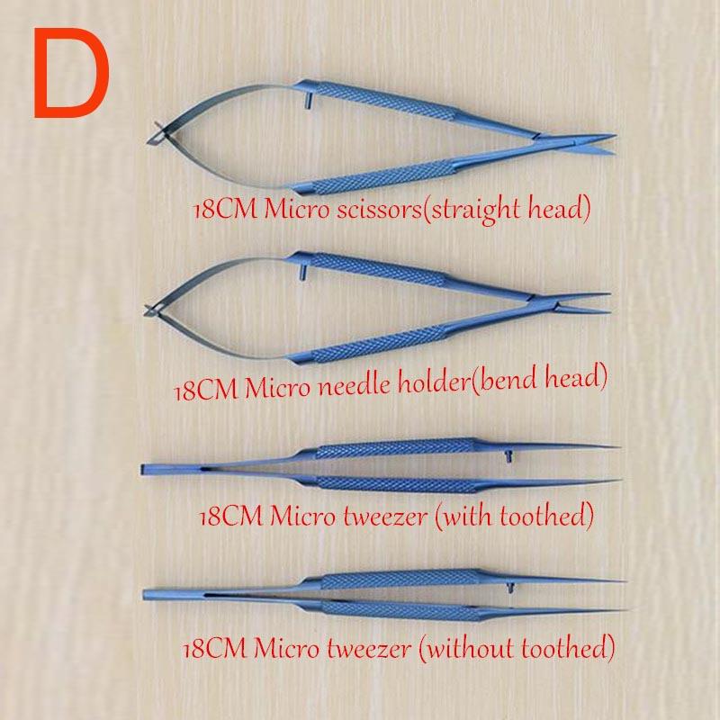 18-cm-titanium-lega-oftalmica-strumenti-microsurgical-porta-aghi-micro-forbici-pinzette-chirurgia-della-mano-4