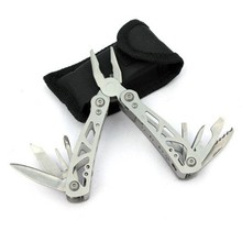 Buy Multi-functional Folding Stainless Steel Pocket Plier w/ Knife Saw Screwdriver Hand Tool Sets for $3.62 in AliExpress store