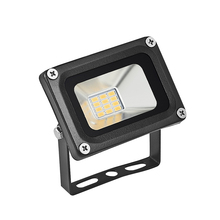 10Pcs LED Floodlight 10W 12V Flood Light Waterproof Landscape Mini Outdoor Lighting Lamp IP65 High Luminous Efficiency Spotlight(China)
