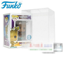 "Brand New Original Case for Funko pop, 4"" Non-toxic PVC POP PROTECTOR CRYSTAL CLEAR BOX, Figure Not Included(China)"