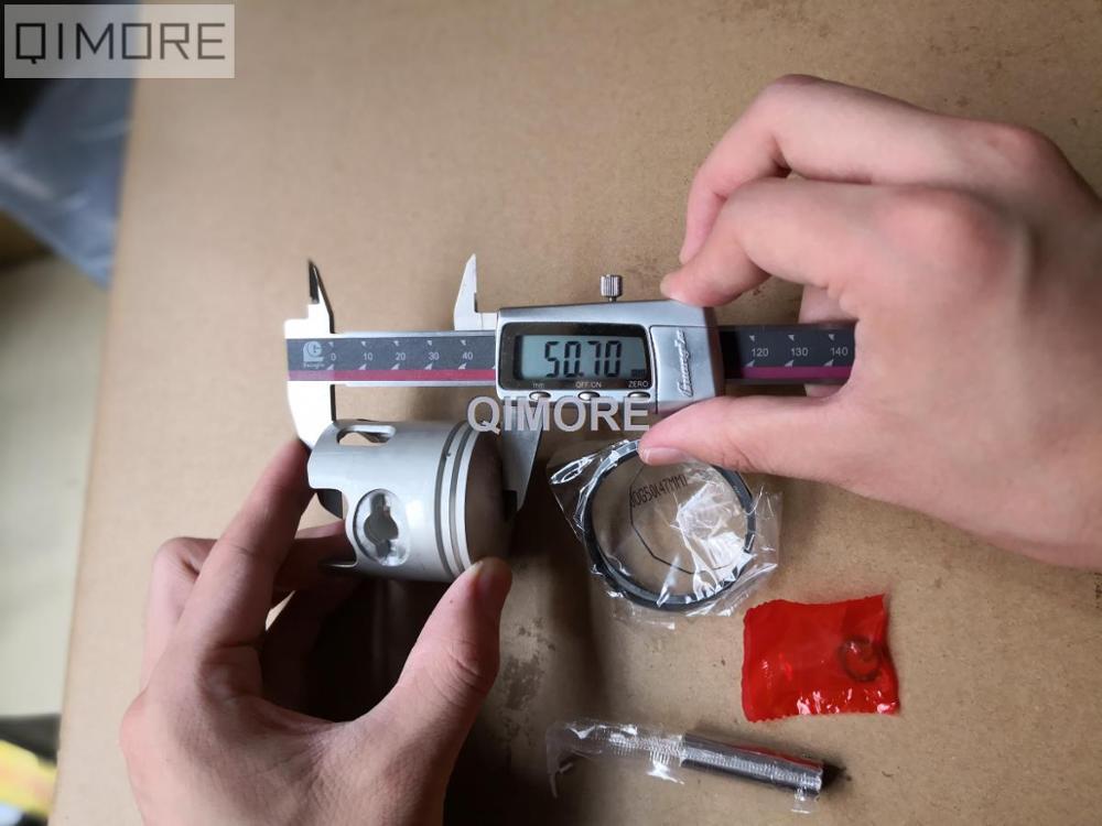 JOG70 Piston Set-10mm 9