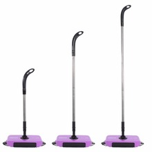 Mop broom 360 Rotary Home Use Magic Manual Telescopic Floor Dust Sweeper With adjustable handle Easy Transaction