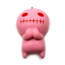 18pcs Super Soft Slow Rising Squishy Kawaii Doll Phone Straps Charms Gift Kids Toys