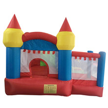 YARD Inflatable Jumper Bouncy Castle Nylon Bounce House Jumping House Trampoline Bouncer with Free Blower for Kids(China)