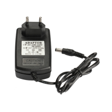 EU Plug AC 100-240V to DC 12V 2A Switching Power Supply Converter Adapter Black   High Quality ALI88