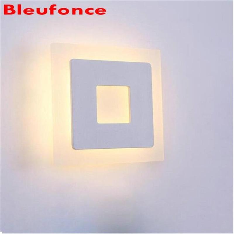 Modern 18W LED Wall Light AC85-265V Restroom Bathroom Bedroom Reading Wall Lamp Decoration Light NB209<br><br>Aliexpress