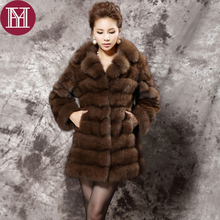 Top quality ! women fur coat winter brand luxury natural purple mink fur jacket Tailor made warm fur outerwear for elegant lady