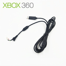 4Pins Wired Controller Interface Cable For Xbox 360 USB Breakaway Cable Lead Cord Adapter