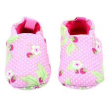 Newborn Baby Girls Crib Shoes Fashion Good Quality Cute Cotton Shoes Cozy Toldder Pre walkers