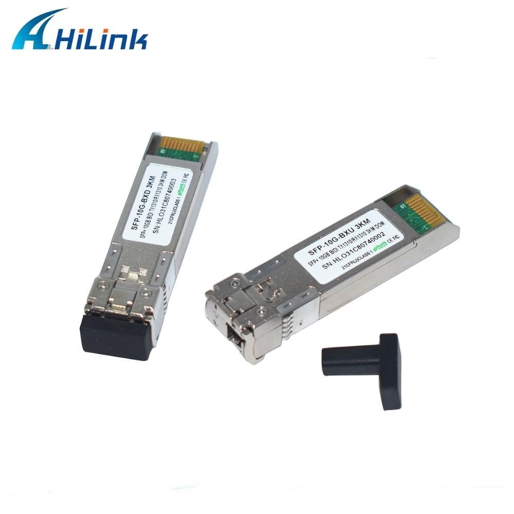 LODFIBER SFP-GE-BX10D-1490 Dell Compatible 1000BASE-BX BiDi SFP 1490nm-TX//1310nm-RX 10km DOM Transceiver