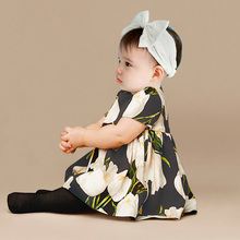 Summer girl clothes brand designer girls dress 2017 baby girls tutu dresses child princess dress children vestidos kids dresses