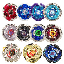 2017 New Metal Fusion 4D Launcher Constellation Beyblade Burst Set Spinning Top Fighting Gyro Game Toys For Children Gift BB-105(China)