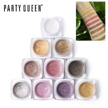 Party Queen 12 Colors Glitter Star Lit Eyeshadow Powder Loose Shimmer High Pigment Eyeshadow Makeup Metallic Diamond Eye Shadow(China)