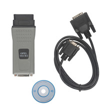 Wholesale Price for Opel Tech2 COM Support Chassis, and Body Systems Professional OBD for Opel Tech 2 Diagnostic Tool In Stock