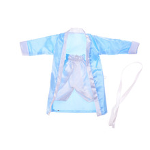 1Set Bedroom Pajamas Robe Nighty Bathrobe Clothes Lovely Dolls Robe Shorts High quality and inexpensive Exquisite workmanship(China)