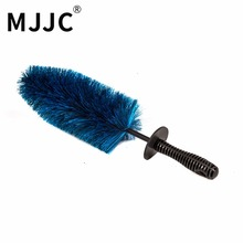 MJJC Free Shipping Sword Shape Vehicle Washing Tools Car Brush,Car Rim Cleaning Brush,Car Wheel Brush(China)