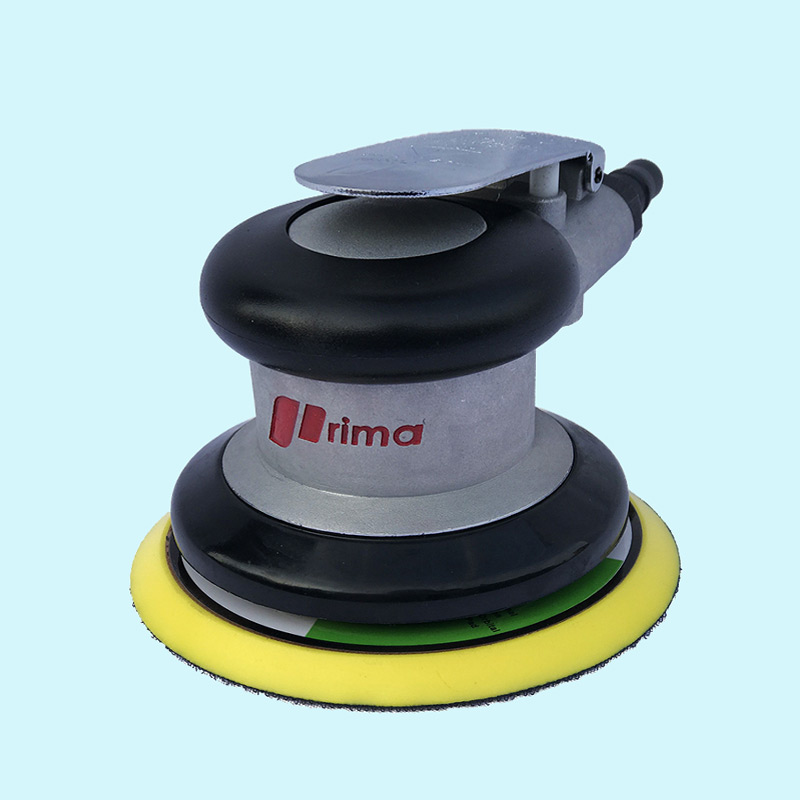 5 Inch Air Pneumatic Sander Self Vacuum 10000RPM Pad Polisher Grinding Machine Sanding<br><br>Aliexpress
