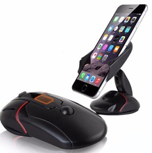 360 degree Universal In Car Dashboard Cell Mobile Phone GPS Mount Holder Stand Cradle