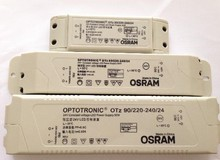 OSRAM 24V Constant voltage LED Power Supply,30W OTz 30/220-240/24,60W OTz 60/220-240/24,90W OTz 90,LED ballast transformer(China)