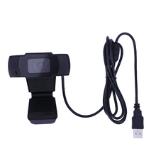 USB 2.0 Computer Webcam High Definition 640x480 12MP Web Video Digital Cameras with Microphone for Desktop PC