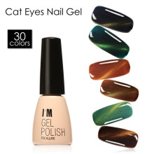 Popular FOCALLURE13 Colours Cat's Eye Gels for Nails New Designer Permanent Nail Polish(China)