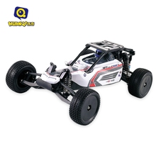 HUANQI RC Car739 1:10 Scale 2.4G 2WD 42km/h Rechargeable Remote Control Short Truck Off-road Car RTR RC Truck High Quality(China)