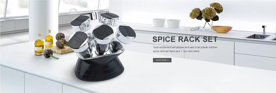 Spice rack set