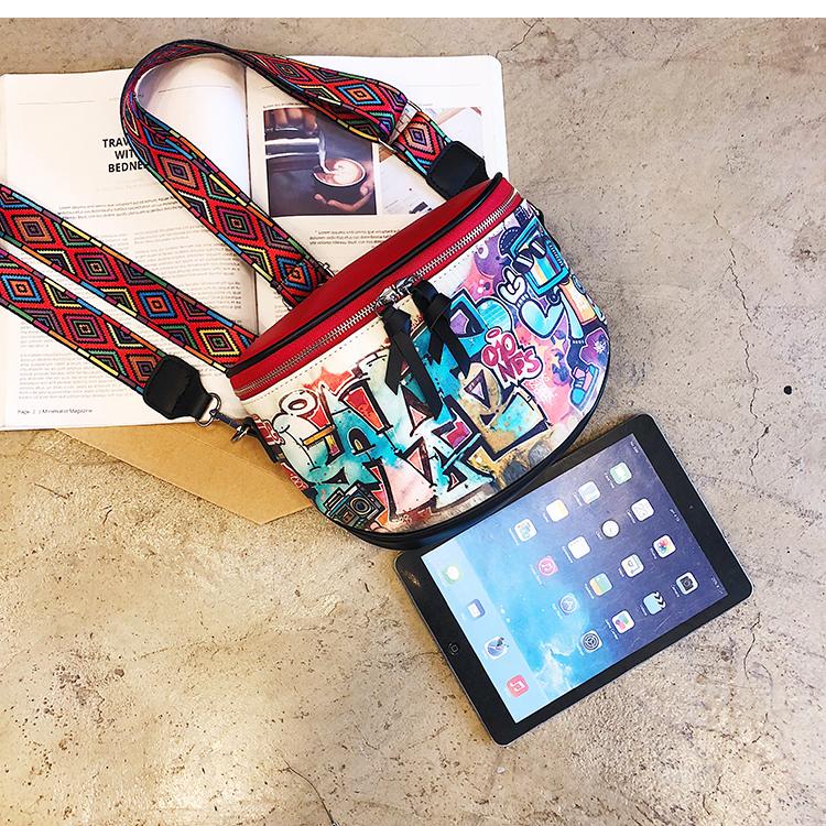 Cross body Shoulder Bag Handbag Flower print one shoulder messenger bags bolsa feminina bag 62 Online shopping Bangladesh