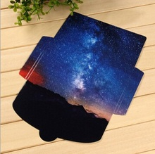160*105mm/Vintage Romatic Starry sky series White Kraft paper Postcard bag/Craft Envelope/DIY Multifunction clean up box(China)