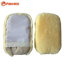 High Density Plush Clean Glove Car Wash Mitt Gloves Multifunctional Furniture Leather Shoes Duster Brushes(China)