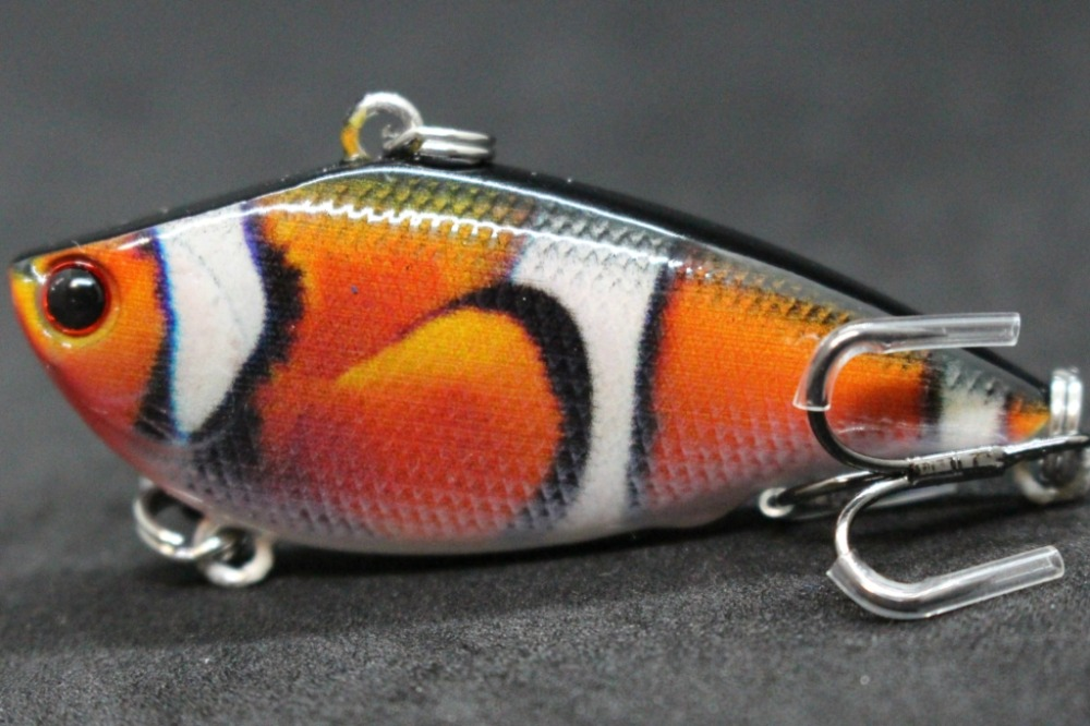 17 wLure Life Like Pattern Fishing Lure with Upgraded Treble Hooks 39