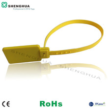 50pcs/pack UHF Passive RFID Unique ID Container Seal Tags RFID Warehouse For Assets Tracking Security(China)